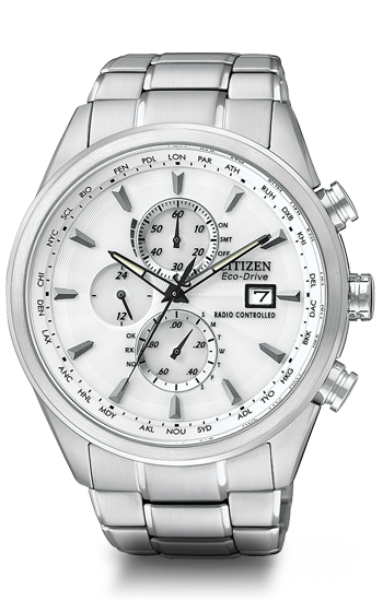 World Chronograph A-T | AT8010-58B