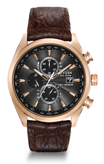 World Chronograph A-T | AT8013-17E