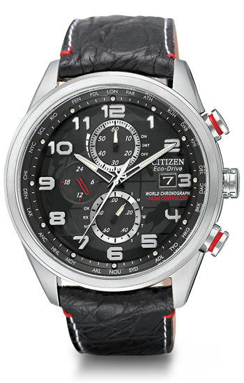 World Chronograph A-T | AT8030-18F