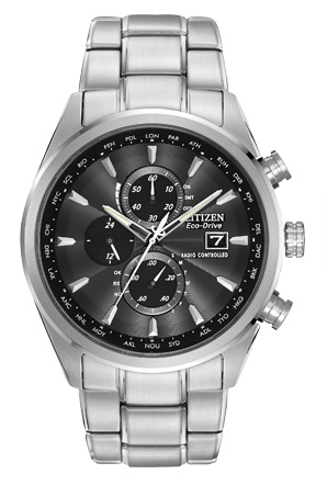 World Chronograph A-T | AT8010-58E