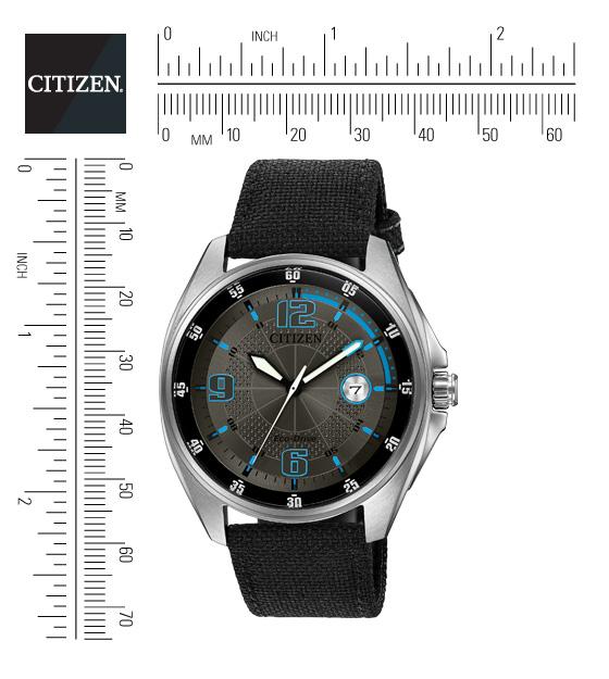 citizen eco watch setting instructions