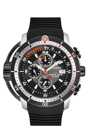 Promaster Depth Meter Chronograph | BJ2128-05E