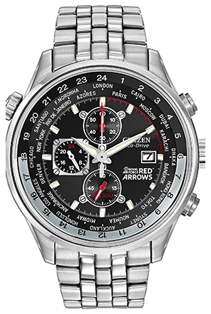 Citizen Citizen Eco-Drive  Red Arrows Chronograph CA0080-54E The RAF Red Arrows