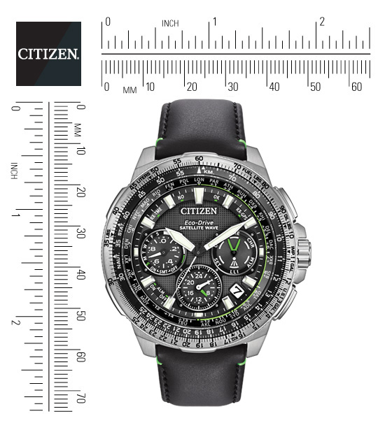 citizen eco drive watch instructions